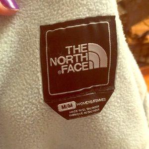 Women's blue north face